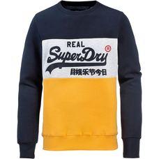 Superdry Sweatshirt Herren casual navy-ice marl-upstate gold