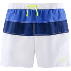 EA7 Emporio Armani Sea World Badeshorts Herren white