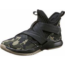 Nike LEBRON SOLDIER XII SFG Basketballschuhe Herren black-black