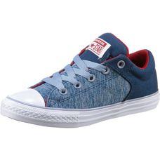 CONVERSE Sneaker Kinder navy-glacier grey-white