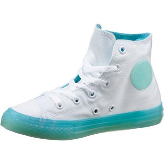 CONVERSE Sneaker Kinder white-bleached aqua