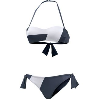 EA7 Emporio Armani Sea World Bikini Set Damen blue-white