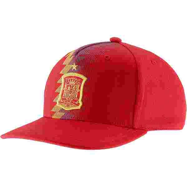 adidas Spanien WM 2018 Cap red-powerred-boldgold