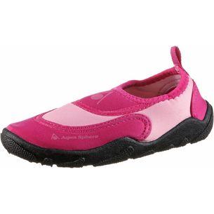 Aqua Sphere Beachwalker Neoprenschuhe Kinder pink rosa