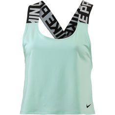 Nike Pro Crossover Funktionstank Damen igloo-black