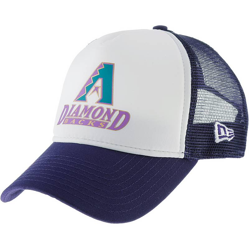 New Era A-FRAME ARIZONA DIAMONDBACKS Cap mesh white-black im Online ...