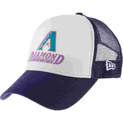 New Era A-FRAME ARIZONA DIAMONDBACKS Cap mesh white-black