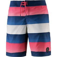 O'NEILL LONG FREAK ART Boardshorts Herren blue-red