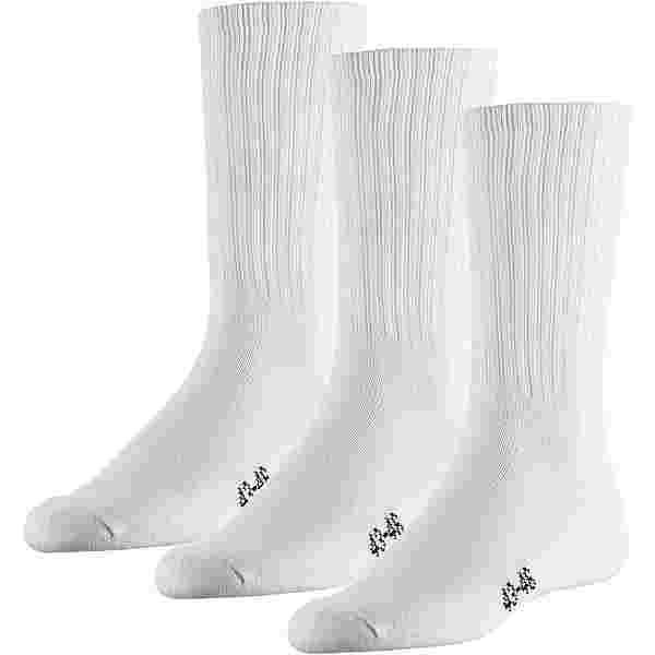 unifit 3er Pack Socken Pack weiß