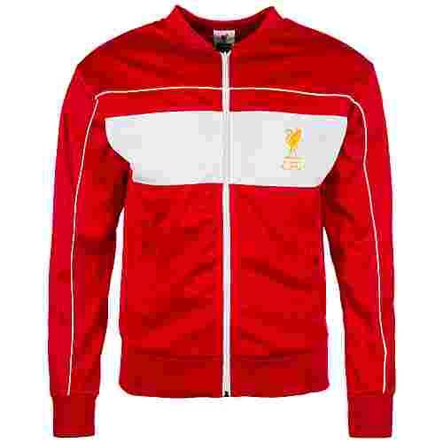 Scoredraw Liverpool 1982 Sweatjacke Herren rot / weiß