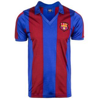 Scoredraw FC Barcelona 1982 Fußballtrikot Herren rot / blau