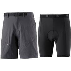 Gonso Arico Bike Shorts Herren graphite