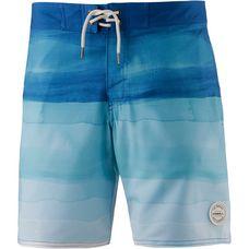 O'NEILL MID FREAK Boardshorts Herren white-blue