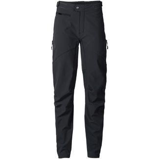 VAUDE Women's Qimsa Softshell Pants II Fahrradhose Damen black