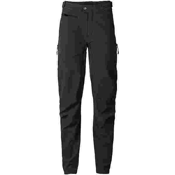 VAUDE Qimsa Softshell Pants II Fahrradhose Damen black