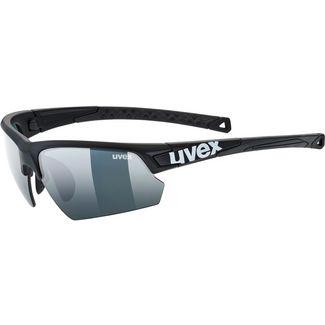 Uvex Sportstyle 224 colorvision Sportbrille black mat/urban