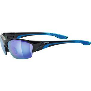 Uvex Blaze III Sportbrille blue / mirror blue