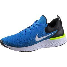 Nike ODYSSEY REACT Laufschuhe Herren photo-blue-white-black-volt