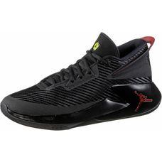 Nike JORDAN FLY LOCKDOWN Basketballschuhe Herren black-varsity red