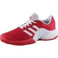 adidas French Open barricade 2018 clay Tennisschuhe Herren scarlet-white-scarlet