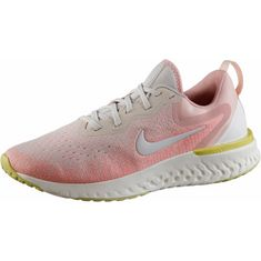 Nike ODYSSEY REACT Laufschuhe Damen desert-sand-sail-lt-atomic-pink-lemon-wash