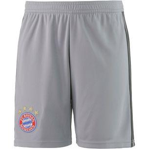 adidas FC Bayern 18/19 Heim Torwarthose Kinder light granite
