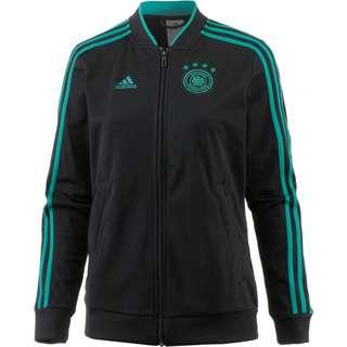 adidas DFB WM 2018 Trainingsjacke Damen black-eqtgreen