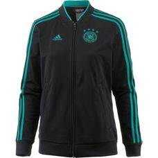 adidas DFB WM 2018 Trainingsjacke Damen black/eqtgreen