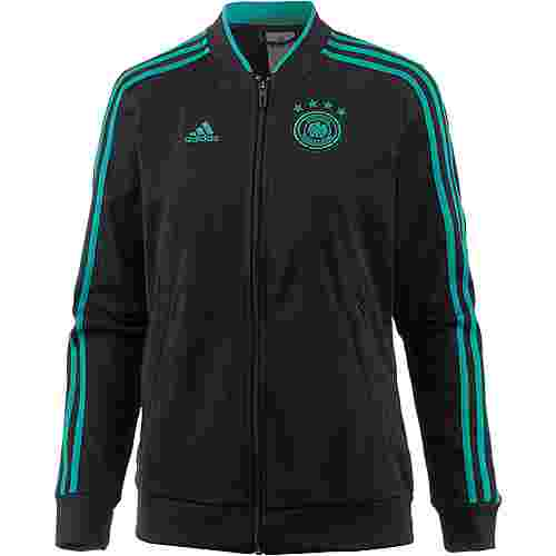 adidas DFB WM 2018 Trainingsjacke Damen black/eqtgreen