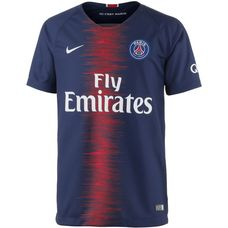 Nike Paris Saint-Germain 18/19 Heim Fußballtrikot Kinder midnight navy-white