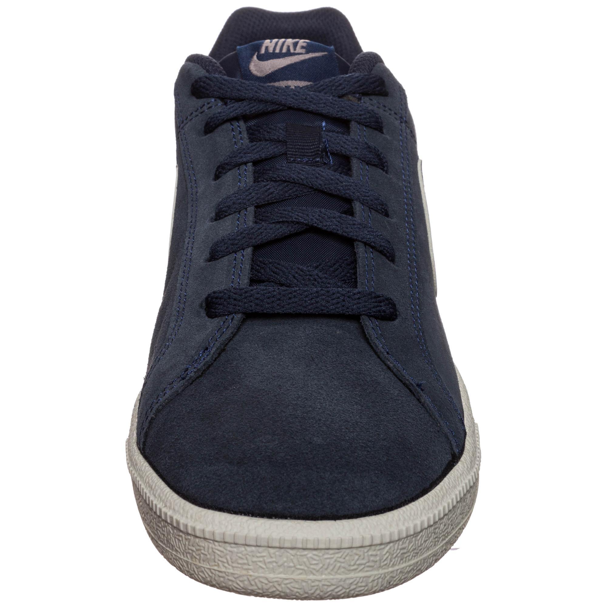 Nike Court Royale Suede Suede Suede Sneaker Herren blau / grau im Online Shop von SportScheck kaufen Gute Qualität beliebte Schuhe 3cc8b9