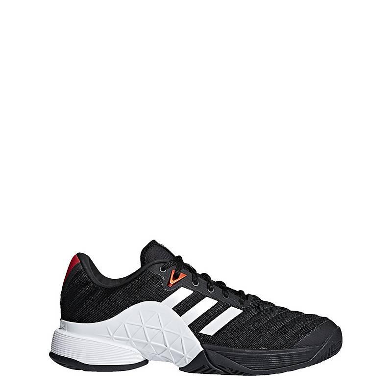 new product 01e89 48f28 adidasBarricade 2018 Schuh MultifunktionsschuheHerren Core Black Ftwr  White Scarlet