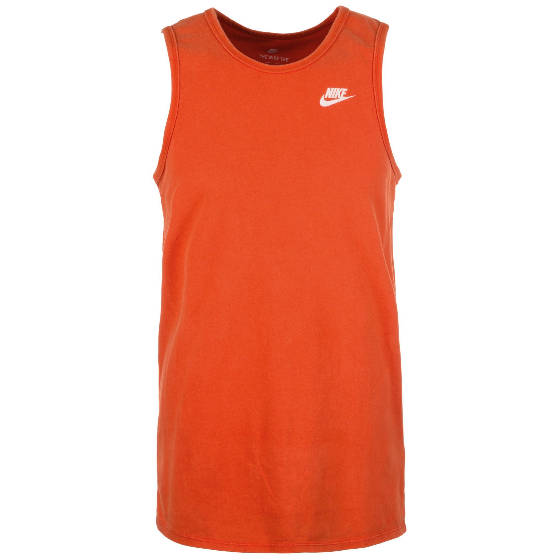 Nike Online orangerot kaufen von Tanktop im Shop SportScheck Sportswear hellrot Herren nN8wm0