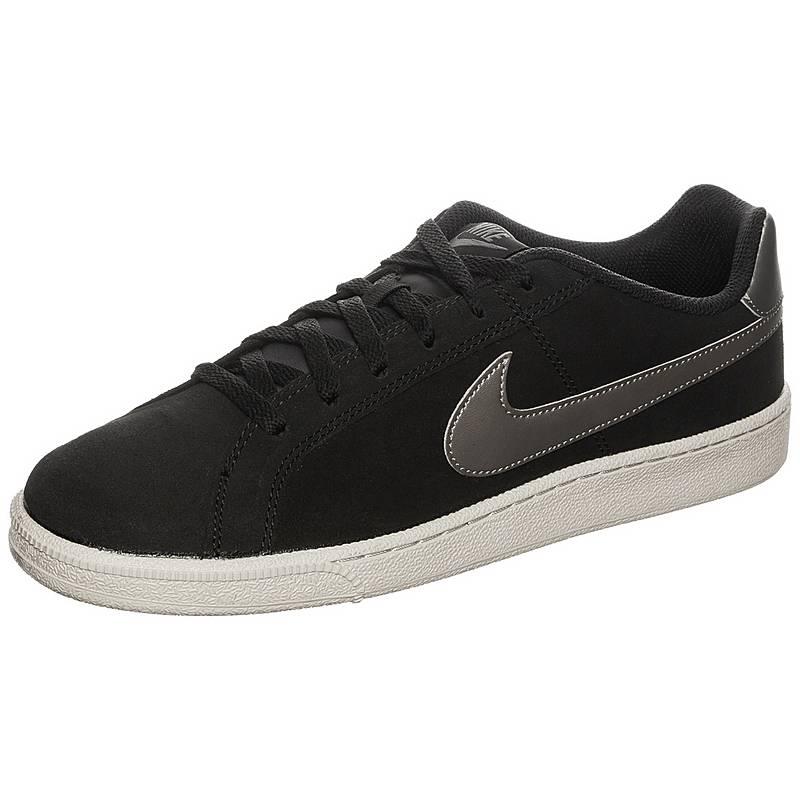 NikeCourt Royale Suede  SneakerHerren  schwarz / metallic