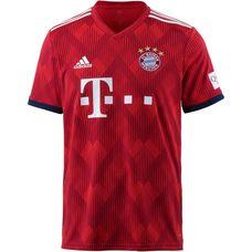 adidas FC Bayern 18/19 Heim Fußballtrikot Herren FCB ...