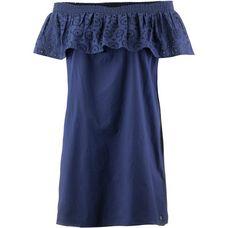 TOM TAILOR Minikleid Damen deep twilight blue