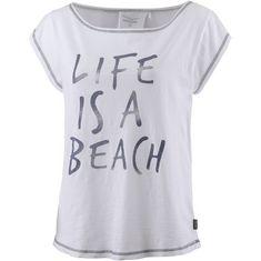 VENICE BEACH Liana 01 T-Shirt Damen white