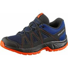 Salomon Multifunktionsschuhe Kinder medieval blue-black-scarlet ibis