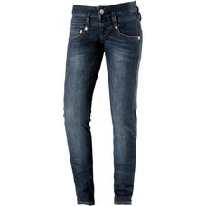 Herrlicher Skinny Fit Jeans Damen posh