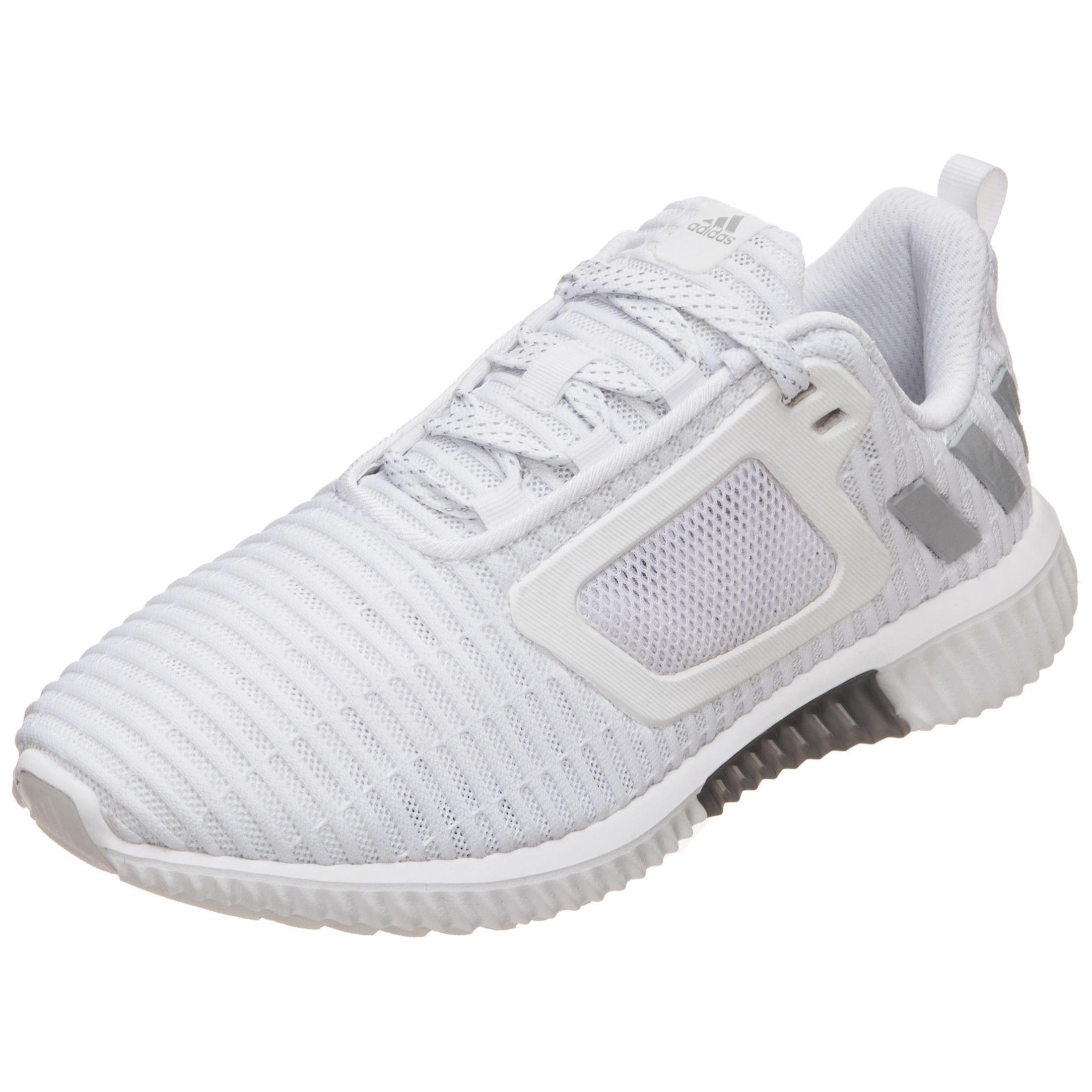 adidas ClimaCool Laufschuhe Damen weiß / grau / silber im Online Shop von  SportScheck kaufen