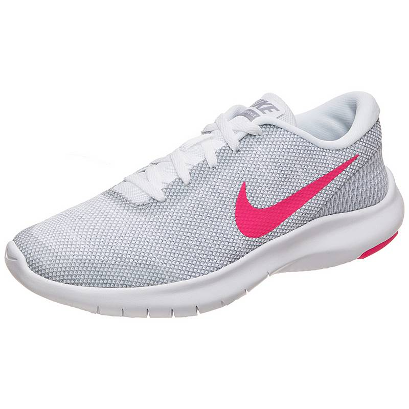 439eb36a8a ... coupon code for nike flex experience run 7 laufschuhe damen weiß pink  grau 62ba6 48f31