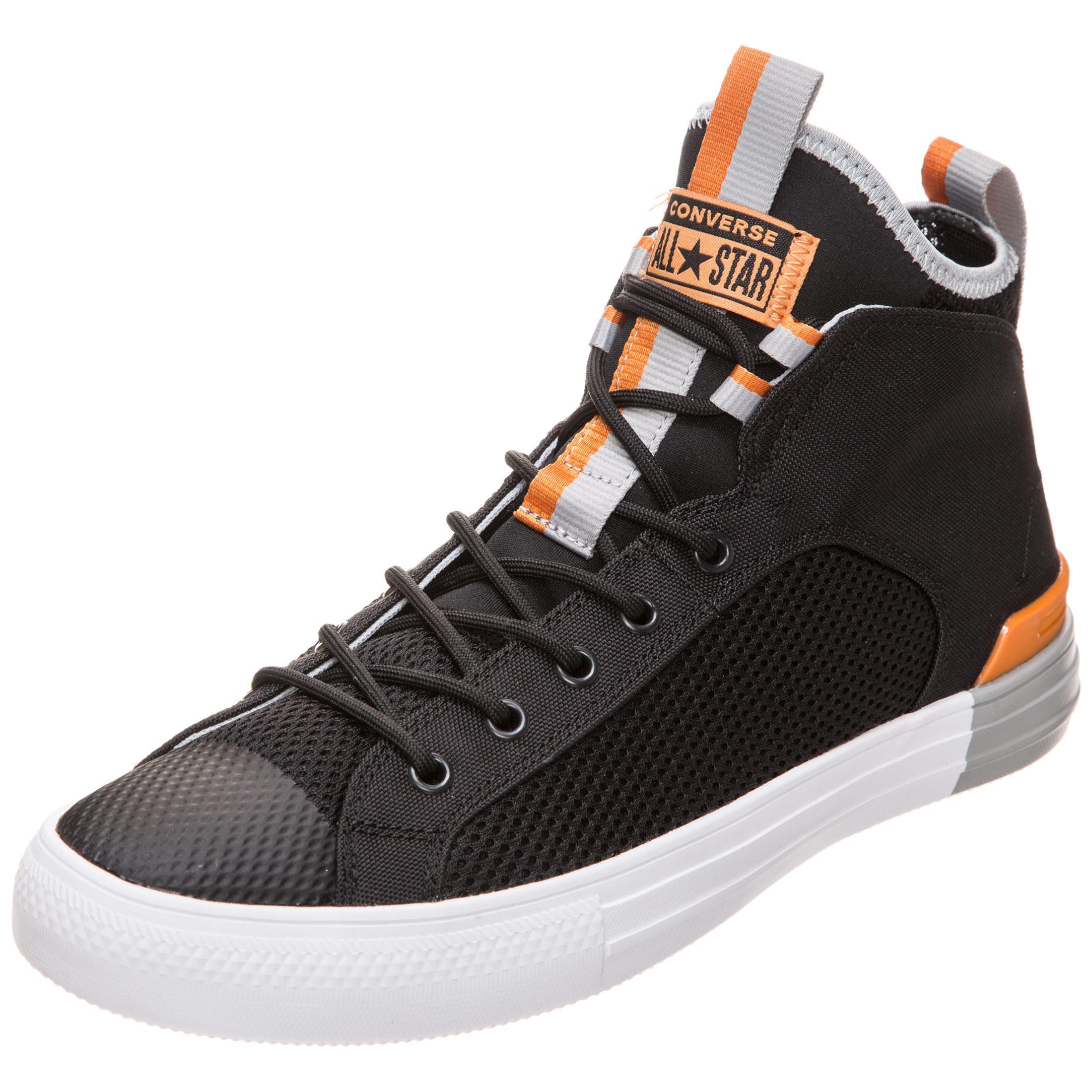 CONVERSE Chuck Taylor All Star Ultra Mid Sneaker Herren schwarz / orange im  Online Shop von SportScheck kaufen