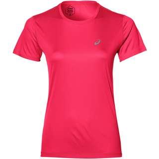 ASICS Silver Funktionsshirt Damen pixel pink