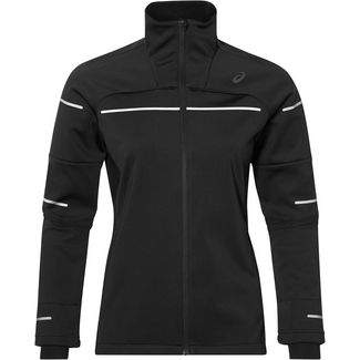 ASICS Lite Show Winter Laufjacke Damen performance black
