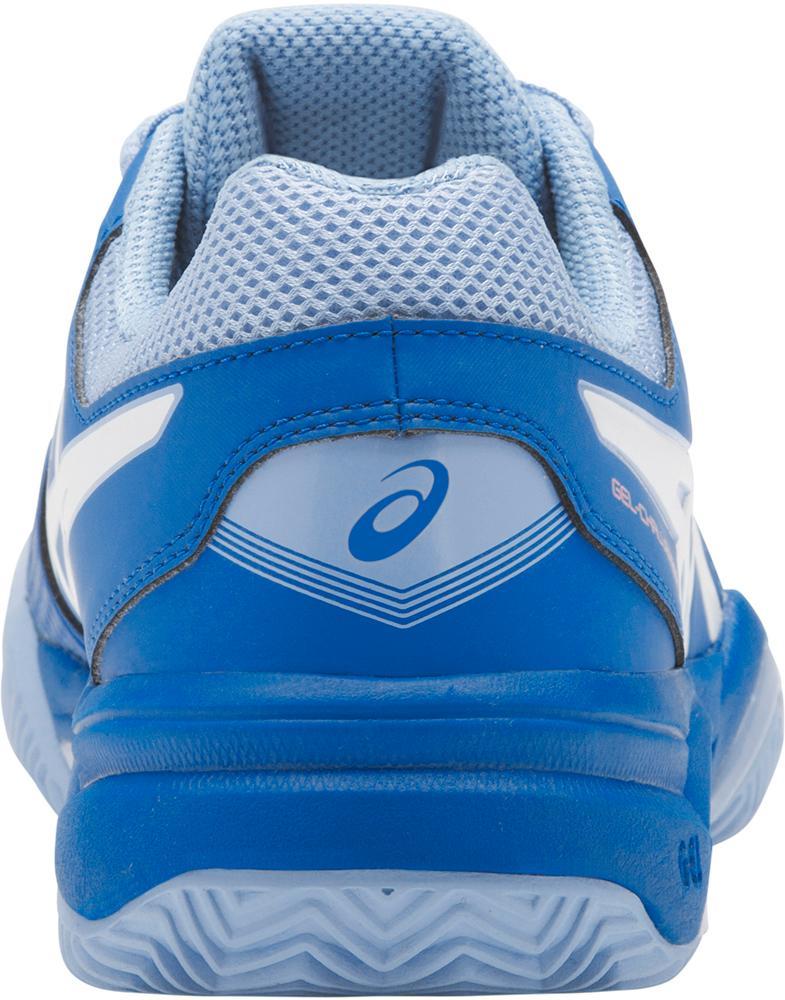 ASICS GEL-CHALLENGER 11 CLAY Tennisschuhe Damen electric im Blau-Weiß im electric Online Shop von SportScheck kaufen Gute Qualität beliebte Schuhe 6890f4