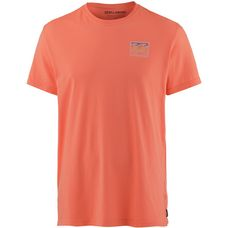 Billabong Crusty SS T-Shirt Herren coral