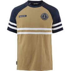 Unfair Athletics T-Shirt Herren navy-mustard