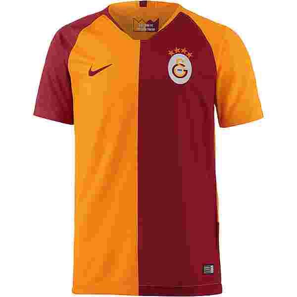 Nike Galatasaray Istanbul 18/19 Heim Trikot Kinder vivid orange-pepper red-pepper red