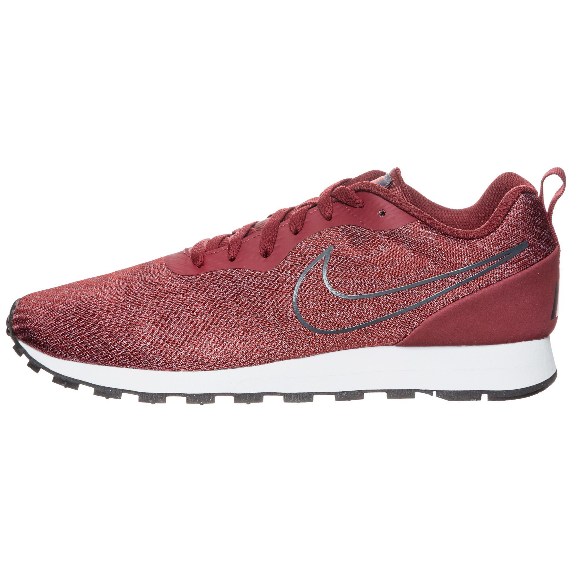 Nike MD Runner 2 2 2 Engineered Mesh Sneaker Herren dunkelrot / grau im Online Shop von SportScheck kaufen Gute Qualität beliebte Schuhe 66e006