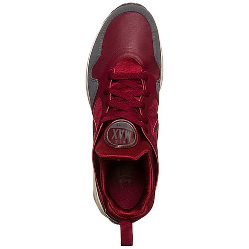 Nike Air Max Prime Sneaker Herren rot grau beige im